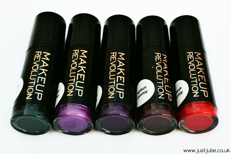 Makeup Revolution | the Atomic Collection