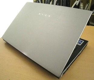 jual laptop bekas byon m8340