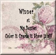 "Random Winnaar Color it Create it Show it Off op 30-04 2019 (#April) ""Rozen en Klaprozen"""