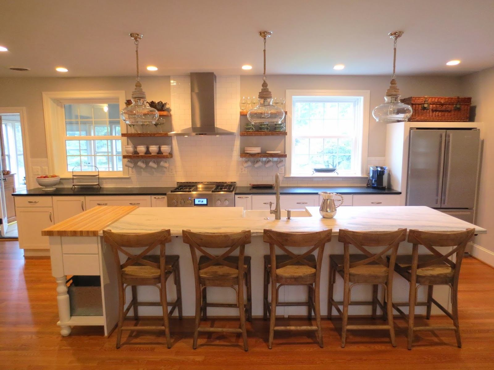 row house refuge timeless kitchen design part 1