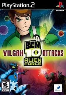 Ben 10 Alien Force Vilgax Attack (PS2)