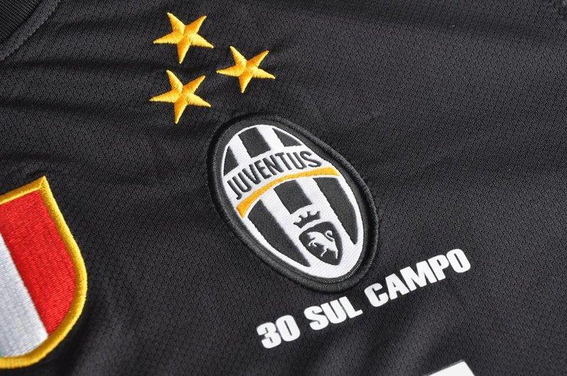 Juventus Away Hitam 2013