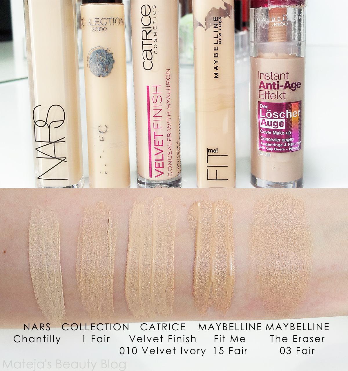 Maybelline The Eraser Eye Concealer Mateja S Beauty Blog