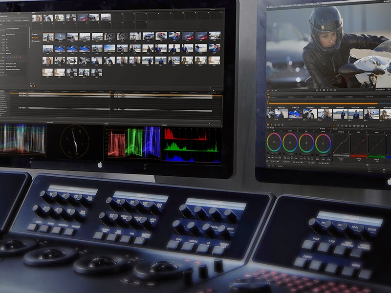 Blackmagic Design offers a Lite version of DaVinci Resolve for free.
