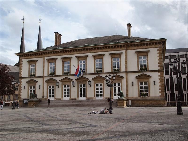 Ayuntamiento de Luxemburgo
