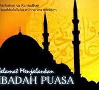 Awal Ramadhan Biasa Identik Dengan Kata Ucapan Selamat Puasa