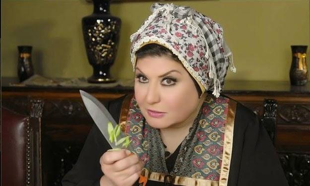 لأول مرة ....صورة والدة الفنانة الشهيرة سهير رمزي