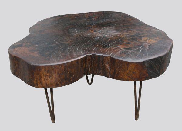 pierre jeanneret le corbusier table basse 1954 55