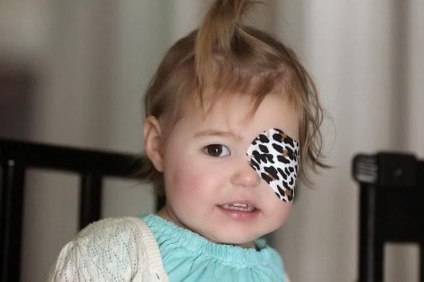 Vivian Wilson tem apenas dois anos e meio, mas já faz uso da maconha como forma de tratamento alternativo.