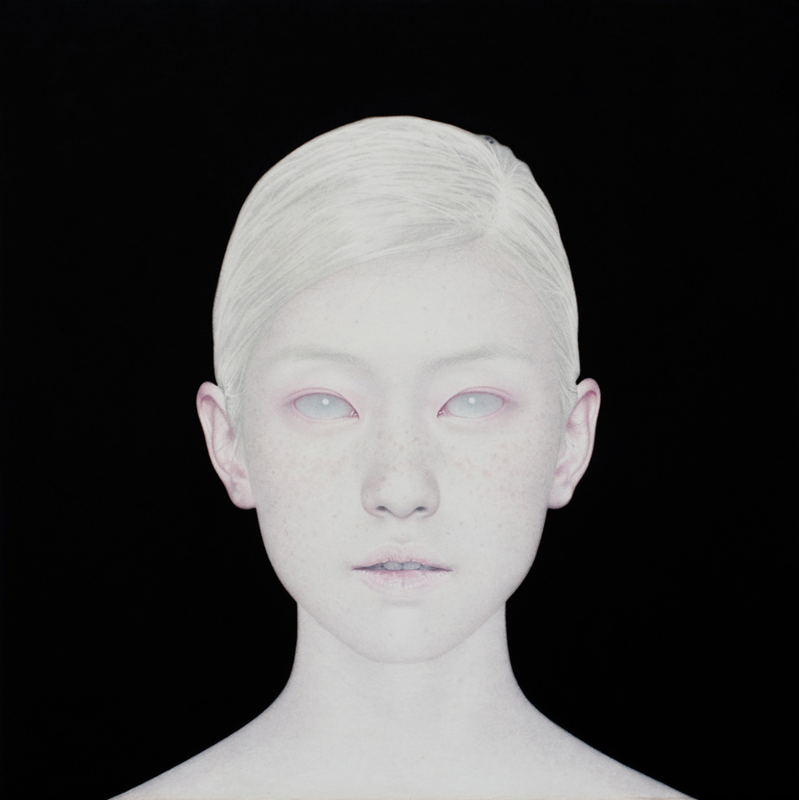 © Heo YongSung 허용성 | Pintura | Painting | Doctor Ojiplático