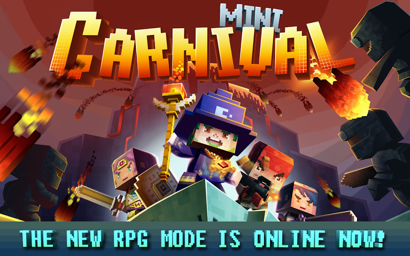 Mini Carnival Gameplay IOS / Android