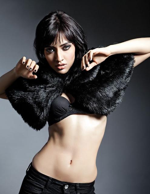 Hot: Neha Sharma FHM India July 2013 HQ Photo Shoot