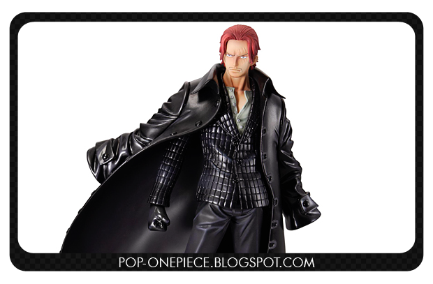 Red-Haired Shanks - P.O.P Strong Edition