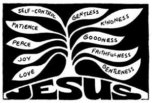 manifesting like jesus