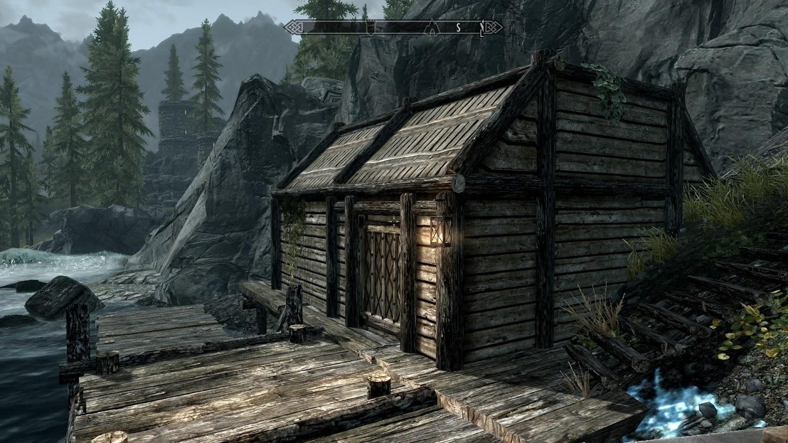 Skyrim Build Your Own Home Lucky