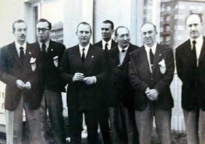Equipo de Argentina en la Olimpíada de Ajedrez de Helsinki 1952