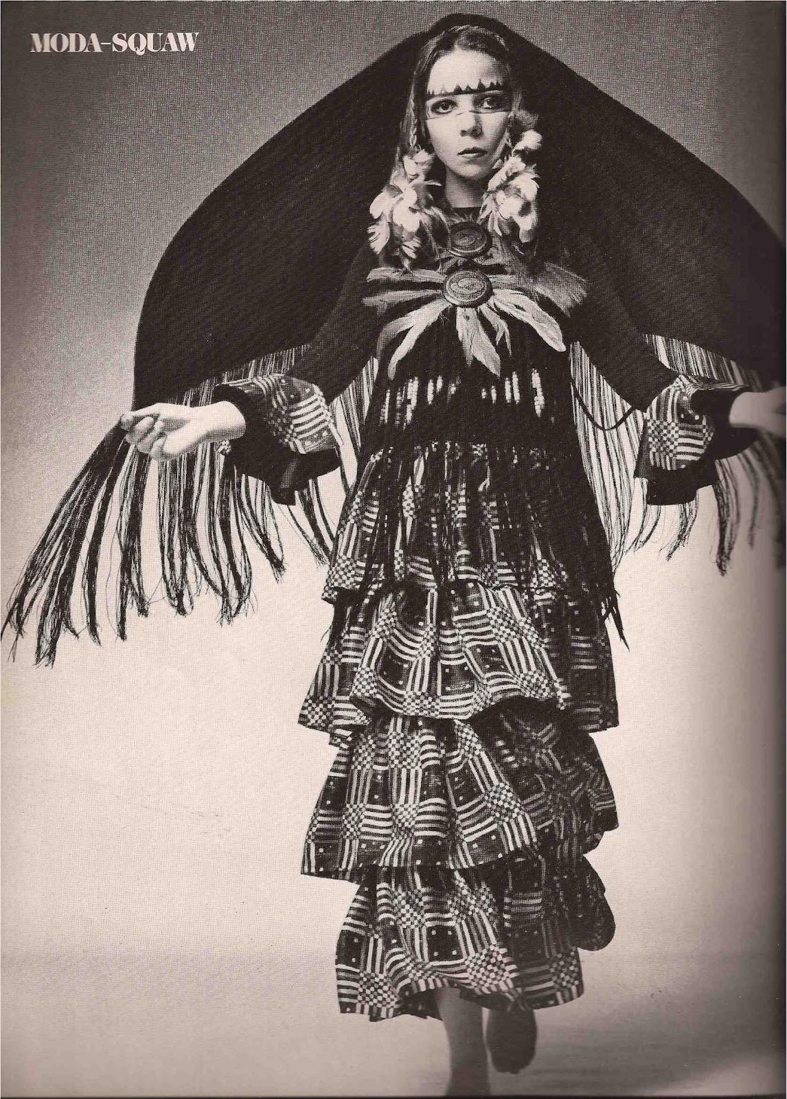 devodotcom squaw fashion 1970 penelope tree amp david bailey