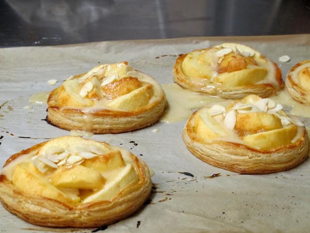 Tartes aux pommes - Pâtisserie Sébastien Dégardin