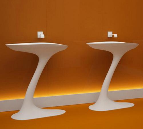 designer sink 15