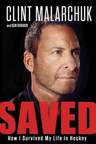 Hockey Book Reviews Com Clint Malarchuk Saved How I Survived My