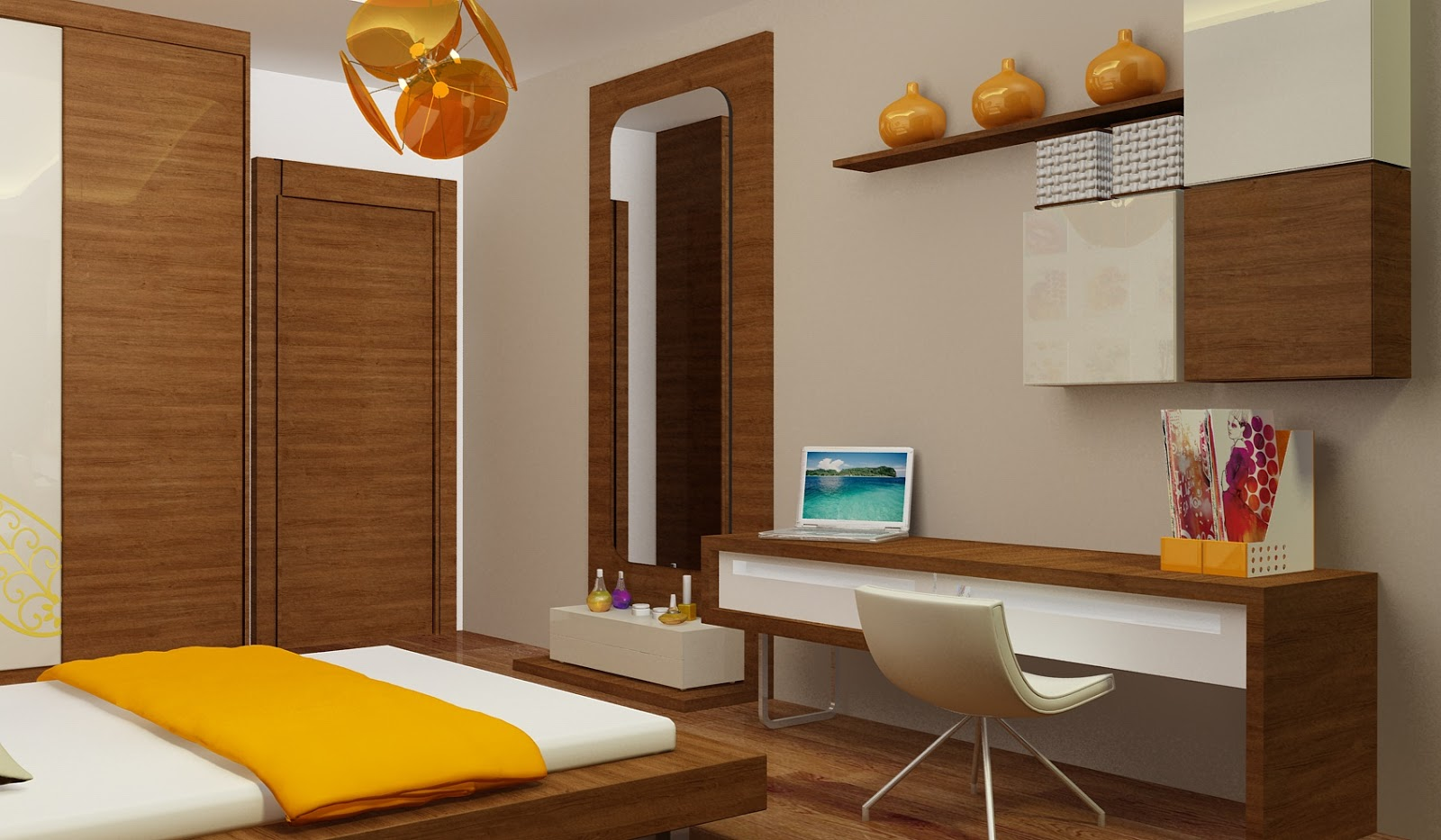 1 Bedroom Apartment Interior Decorating