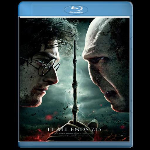 Harry Potter Y Las Reliquias De La Muerte Parte 2 [BrRip 720p] [Audio Latino-Ingles] [2011] ()