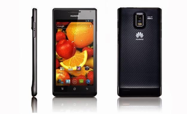Huawei Ascend P1 hanya dijual 1.9 juta di toko lazada