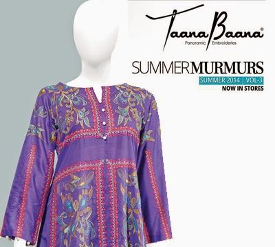 Taana Baana Summer Dresses 2014 Vol-3