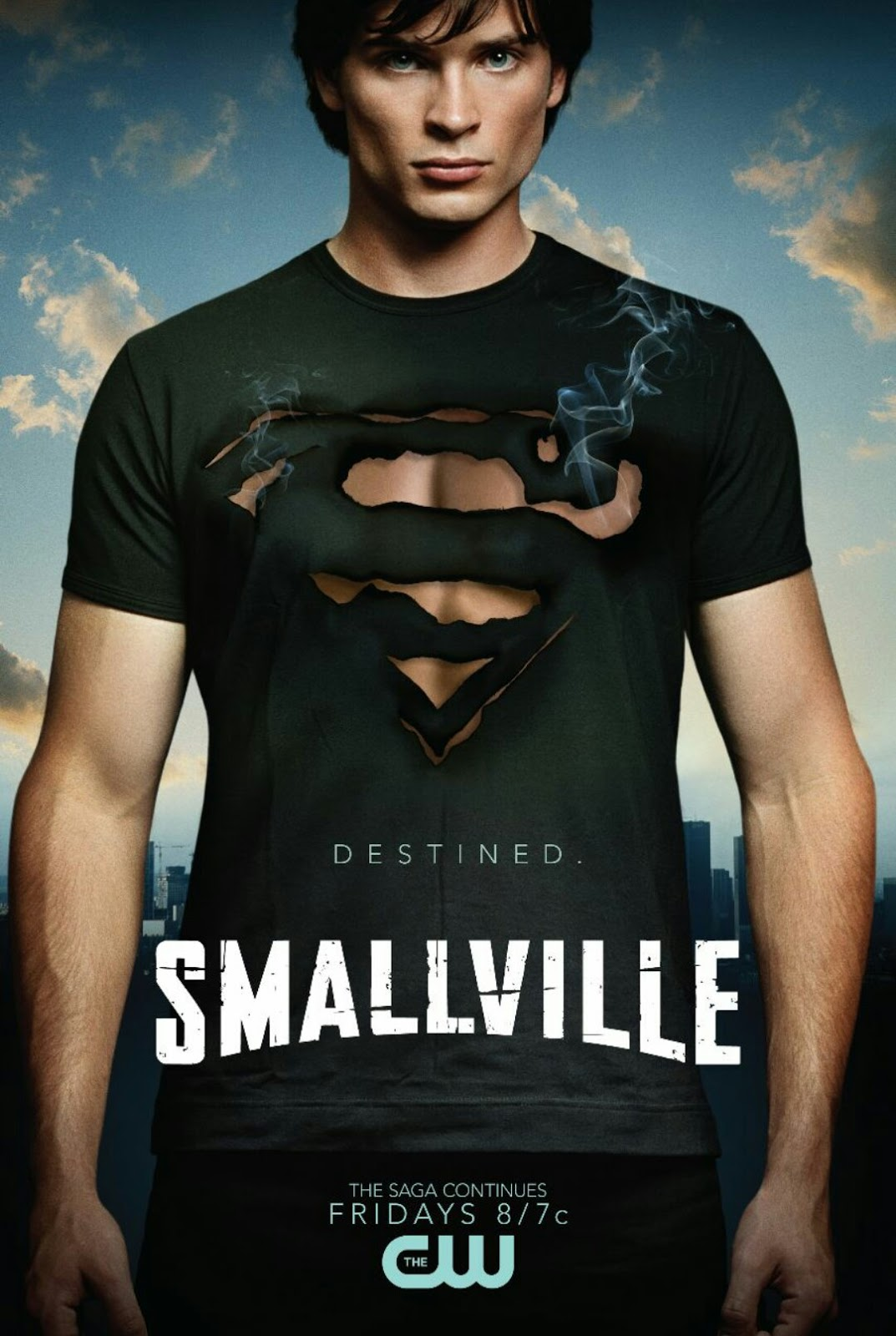 Smallville (Serie Completa) DVD-Rip  Español Latino