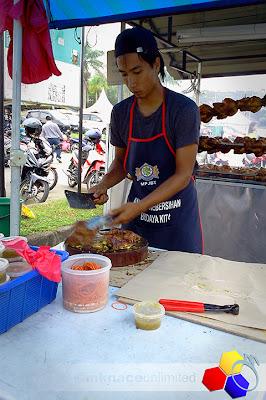 mknace unlimited™ | Bazar Ramadan Nusa Perintis