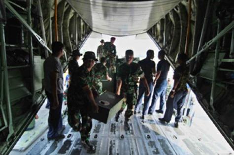 TNI Siapkan Penanganan Gempa dan Tsunami Wilayah Sumatera