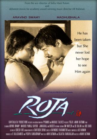 Roja (1992) Movie Poster