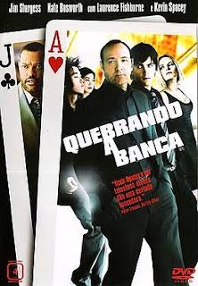 Filme Poster Quebrando a Banca DVDRip XviD & RMVB Dublado