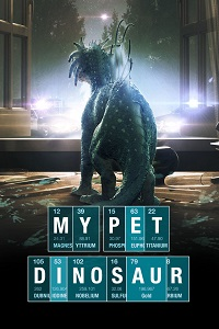 My Pet Dinosaur 2017 Legendado