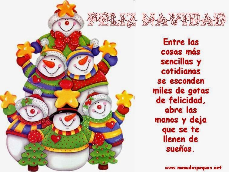 Imagenes de feliz navidad 2015 con frases, mensajes y lindas tarjetas gifs animadas para descargar
