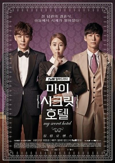 Sinopsis Drama Korea My Secret Hotel Episode Lengkap