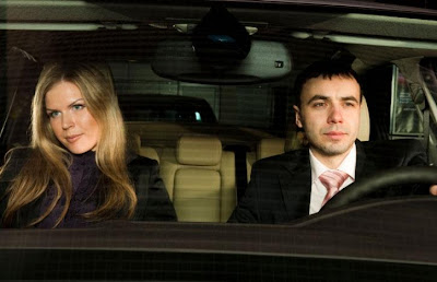 Are You In Relationship Denial - man and woman in a car - couple