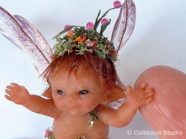 OOAK Baby Fairy