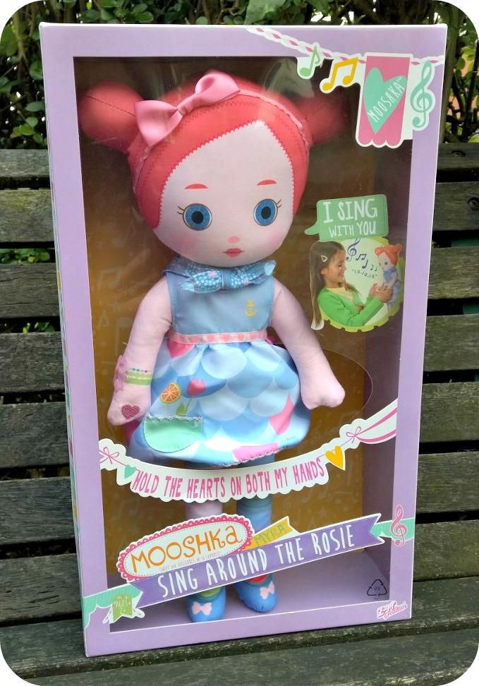 Mooshka Sing Around the Rosie Doll - Myra