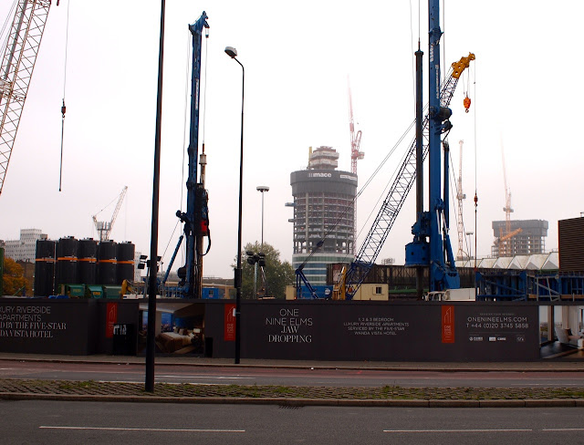 "Battersea-Nine Elms developers describe their work: ""Jaw Dropping"""