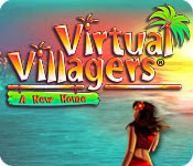 เกมส์ Virtual Villagers - A New Home