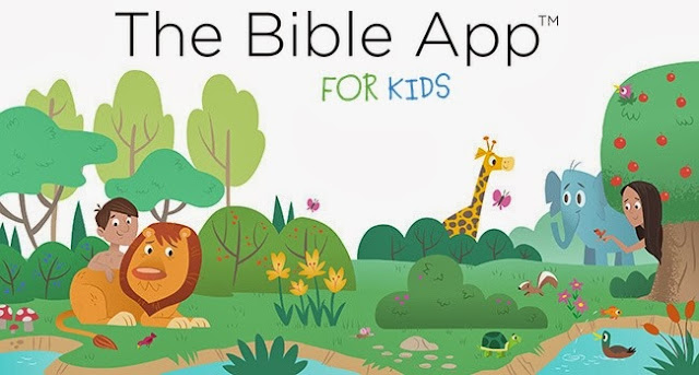 YouVersion's Bible app For kids