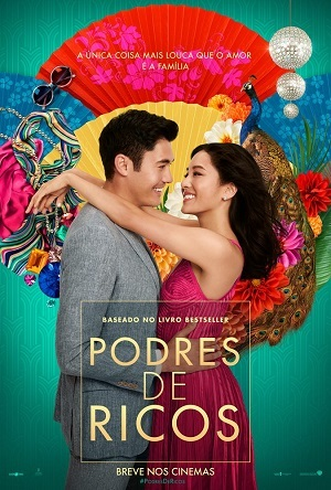 Filme Podres de Ricos - Crazy Rich Asians 2019 Torrent