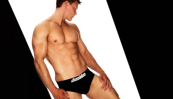 aussiebum underwear day n night black