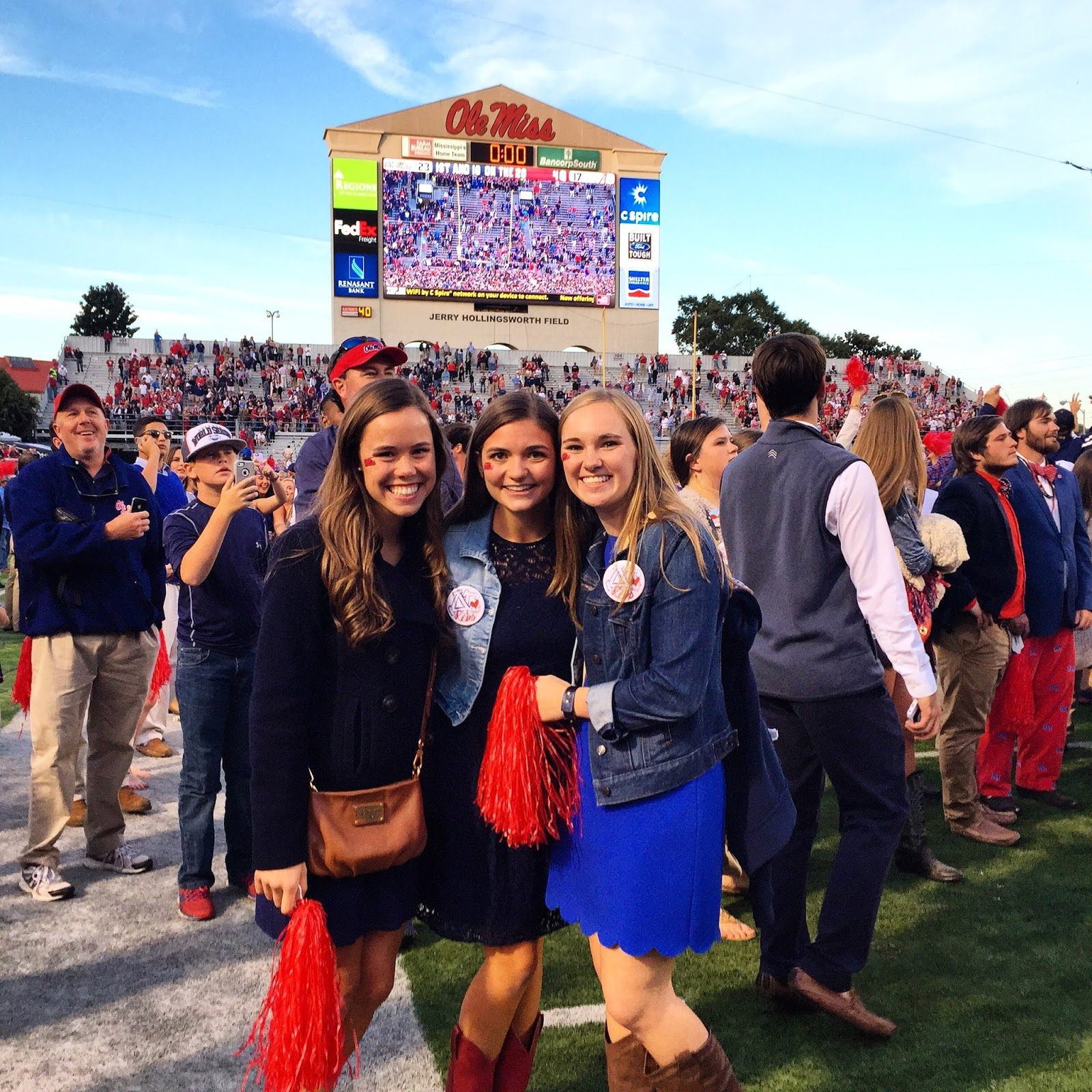 Ole miss gameday colors 2015 - Ole Miss Gameday Attire For The Grove