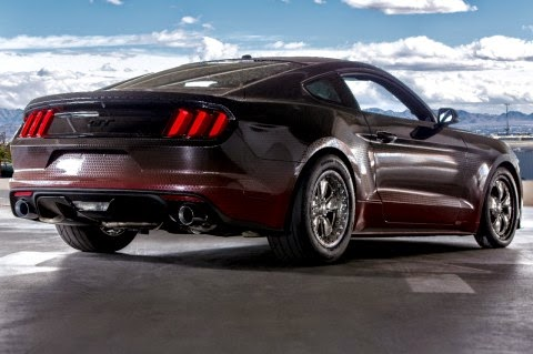 "2015 Mustang GT ""King Cobra"" Package Unveiled at SEMA Show"