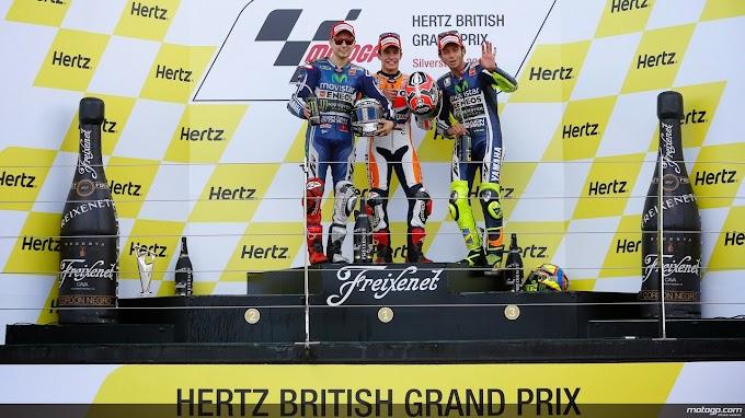 Hasil Race MotoGP Sirkuit Batu Perak
