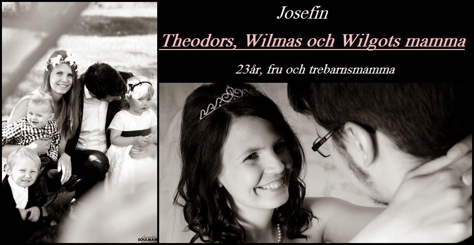 Theodors, Wilmas & Wilgots mamma