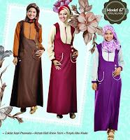 Baju Busana Muslim Wanita Terbaru