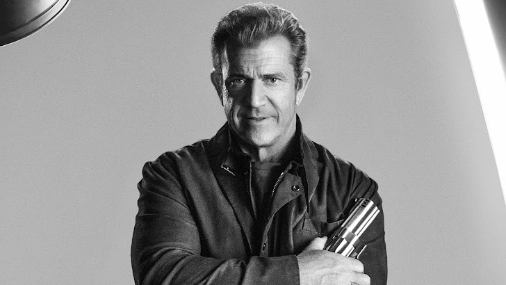 Mel Gibson as Conrad Stonebanks